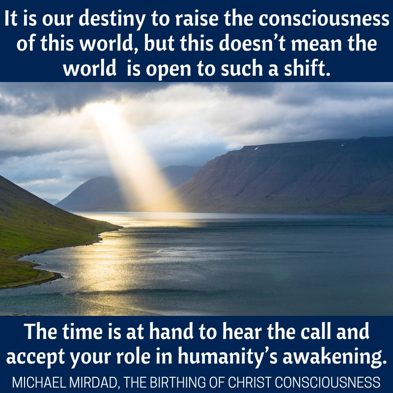 The Birthing of Christ Consciousness