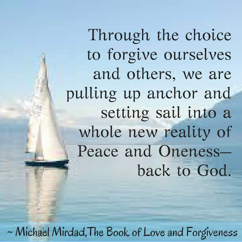 The Book of Love and Forgiveness by Michael Mirdad