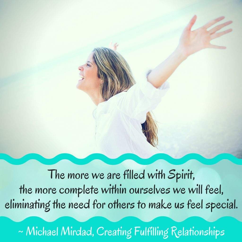 Creating Fulfilling Relationships by Michael Mirdad